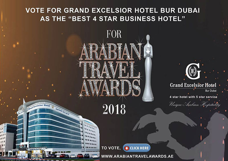 Arabian Travel Awards 2018