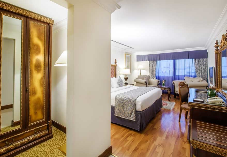 Executive Connecting Rooms 2 Bedroom Grand Excelsior