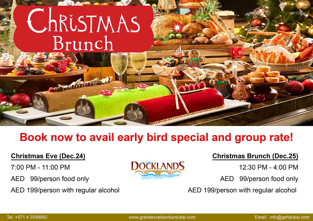 Christmas Brunch Offers