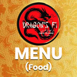 Dragon food Menu