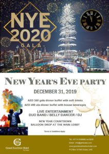 New Year Eve Party 2019