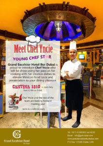 meet chef yncie